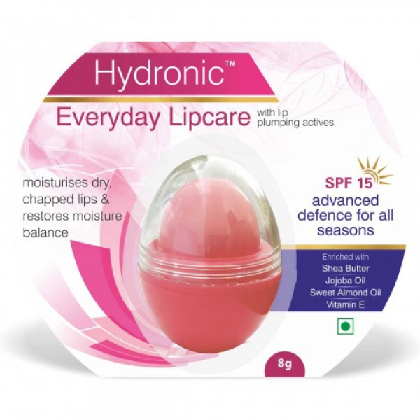 Hydronic Everyday Lipcare, 8gm