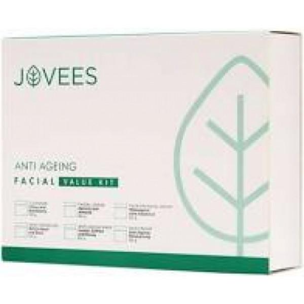 Jovees Mini Anti Ageing Facial Kit, 65gm