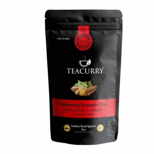 Teacurry Immunity Booster Chai, 100gm