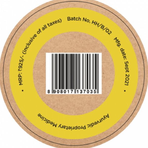 India Hemp and Co Hemp Protein Powder, 500gm