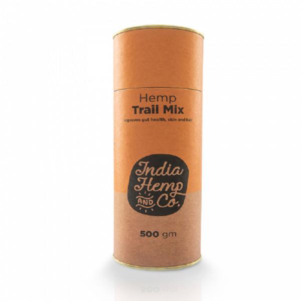 India Hemp and Co Hemp Trail Mix, 500gm