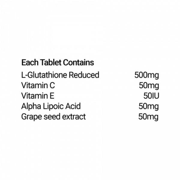 Glutalite, 30 Tablets