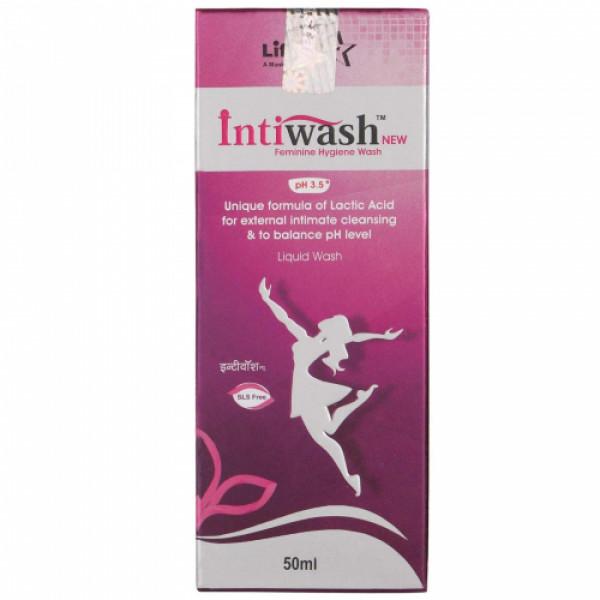Intiwash Liquid Soap, 50ml