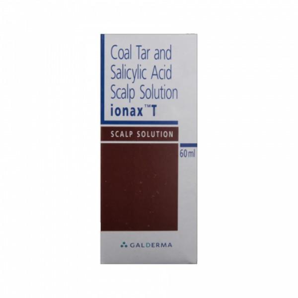 Ionax T Scalp Solution, 60ml
