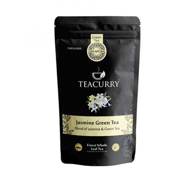 Teacurry Jasmine Green Tea, 100gm