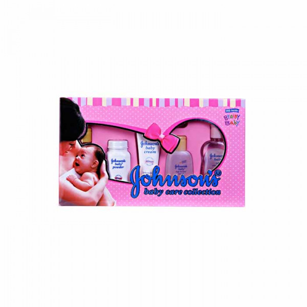 Johnson's Baby Care Collection (4 IN 1)