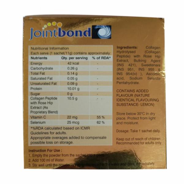 Jointbond Sachets