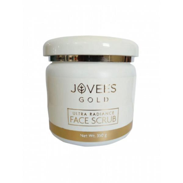 Jovees 24 Carat Gold Scrub, 350gm