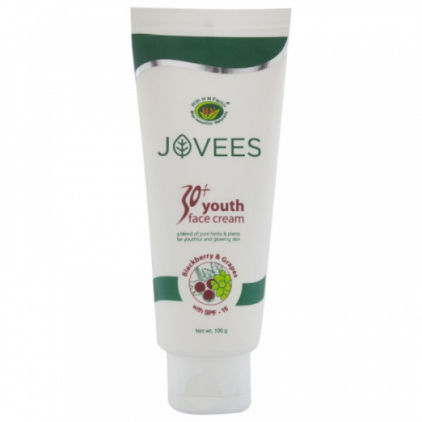 Jovees 30+ Youth Cream, 100gm