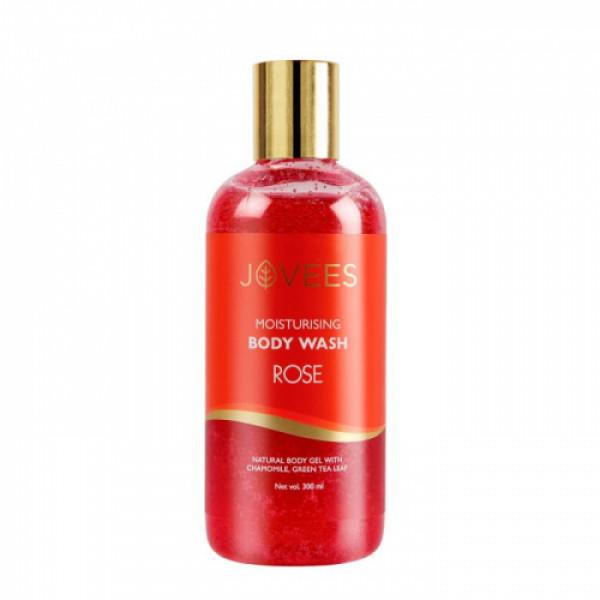 Jovees Body Wash Rose, 300ml