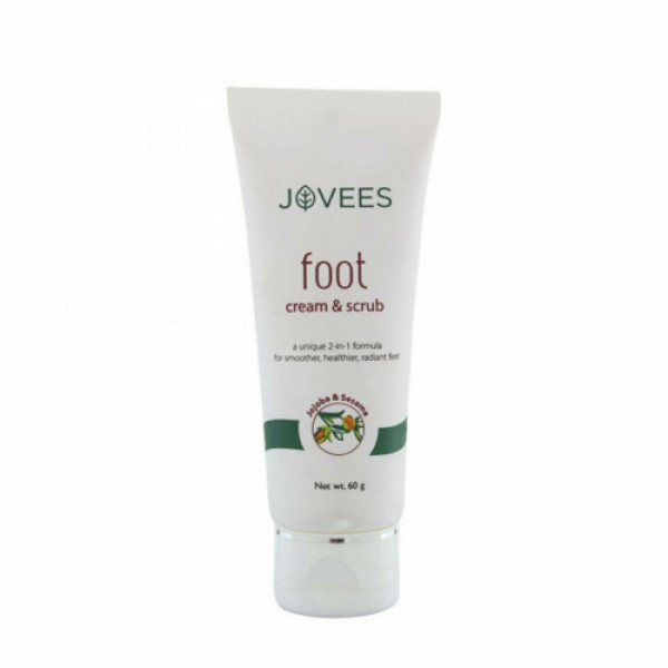 Jovees Foot Care 2 in 1, 100gm