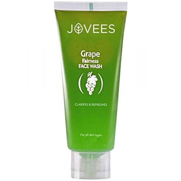 Jovees Grape Face Wash, 50ml