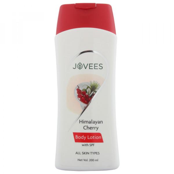 Jovees Himalayan Cherry Hand & Body Lotion, 200ml