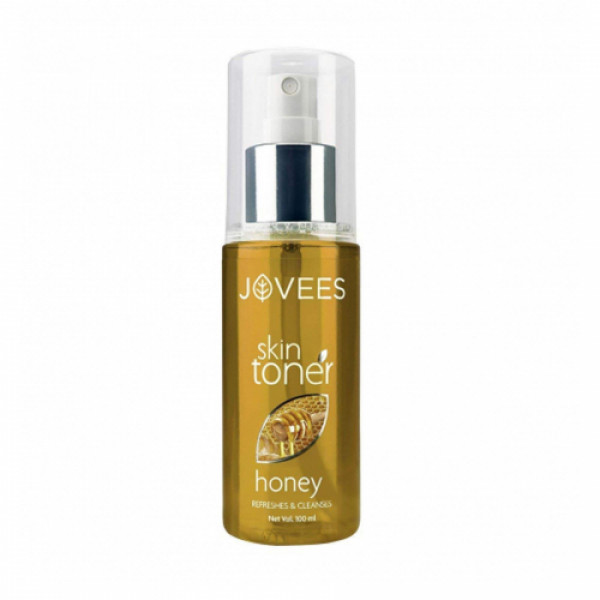 Jovees Honey Skin Toner, 100ml