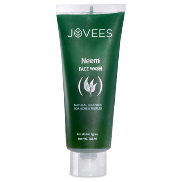 Jovees Neem Face Wash, 120ml