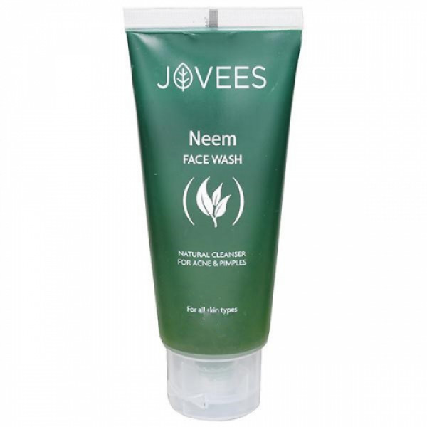 Jovees Neem Face Wash, 50ml