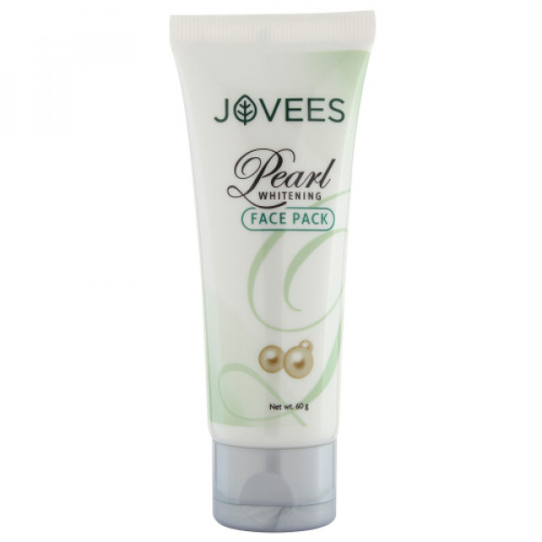 Jovees Pearl Face Pack, 60gm