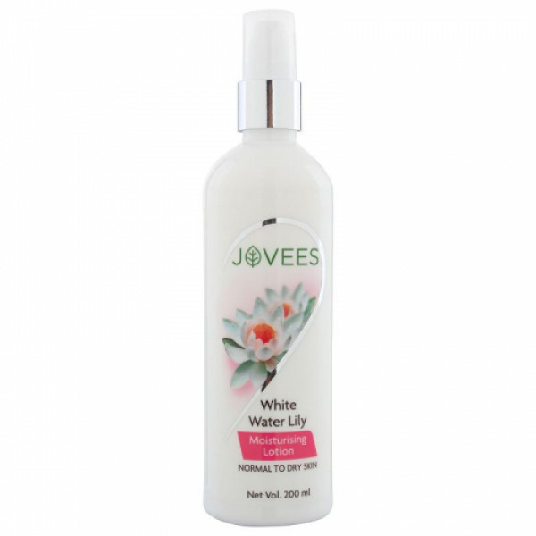 Jovees White Water Lily Moisturising Lotion, 200ml