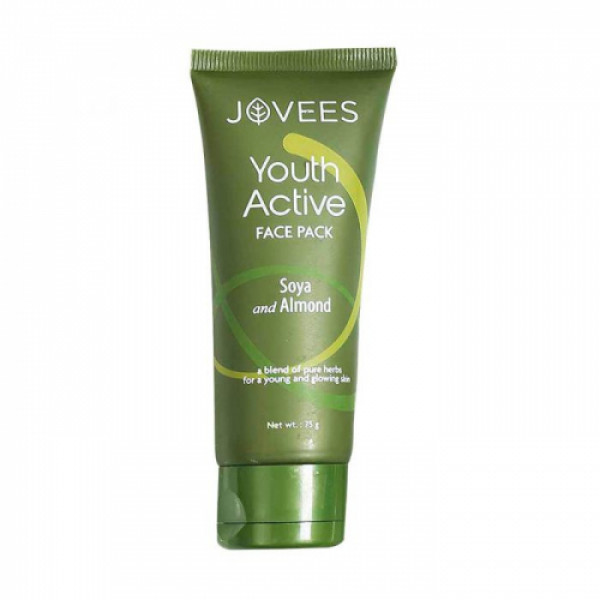 Jovees Youth Active Face Pack, 75gm