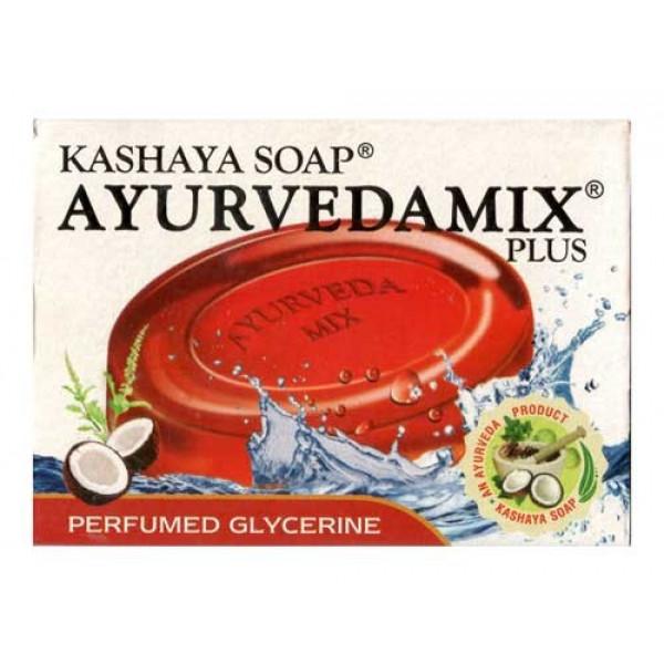 Kashaya Soap Ayurvedamix Plus, 75gm