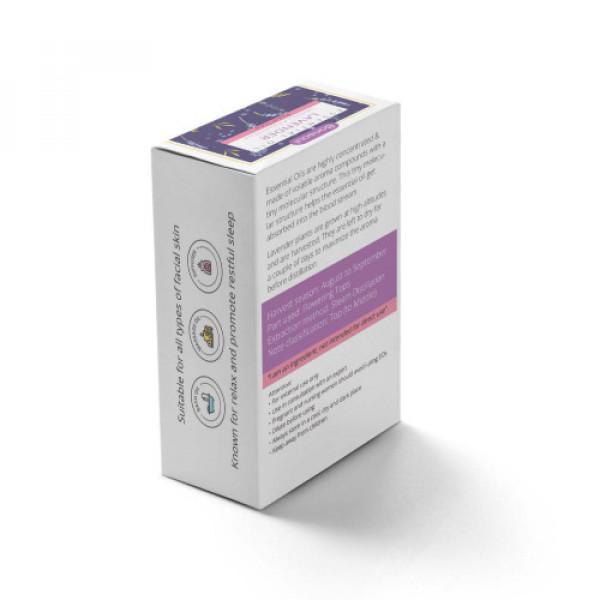 Bonsoul Pure Kashmir Lavender Essential Oil, 10ml