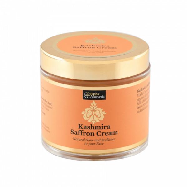 Bipha Ayurveda Kashmira Saffron Cream, 75gm