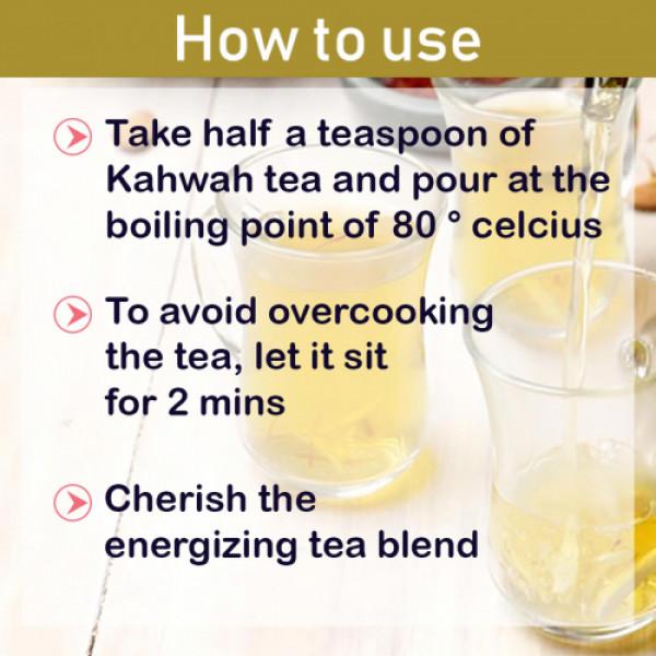 Seer Secrets Kawa Amalgum Herbal Tea, 50gm