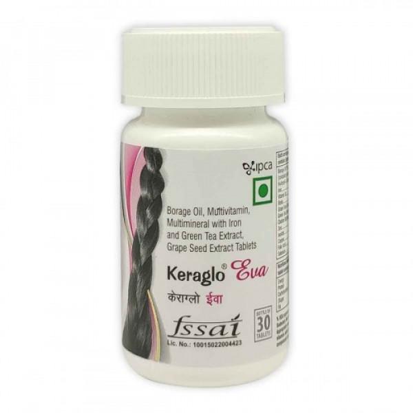 Keraglo Eva, 30 Tablets