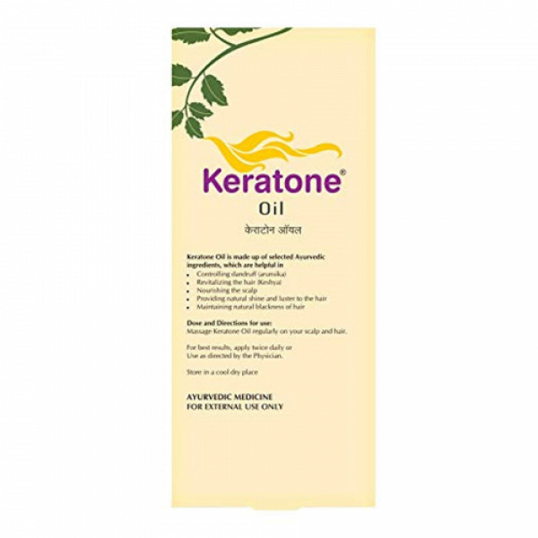 Keratone Oil, 100ml