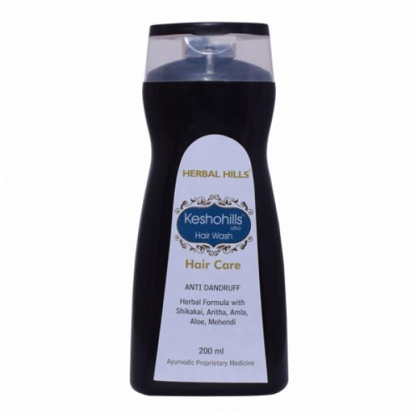 Herbal Hills Keshohills Hair Wash, 200ml