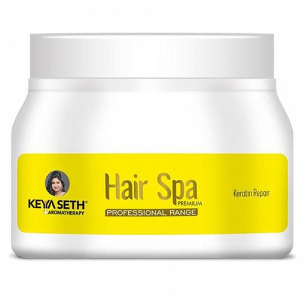 Keya Seth Professional, Hair Spa Premium Keratin Repair, 200gm
