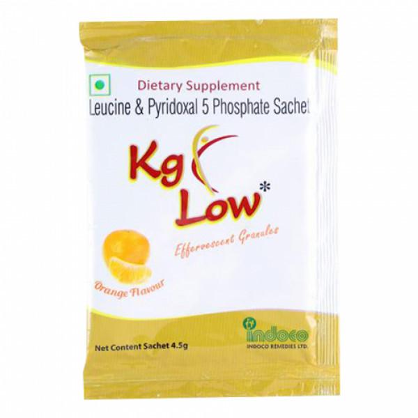 KG Low Powder, 4.5gm