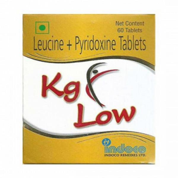 Kg Low, 60 Tablets