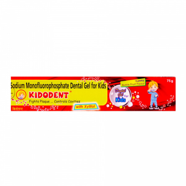 Kidodent Toothpaste, 75gm