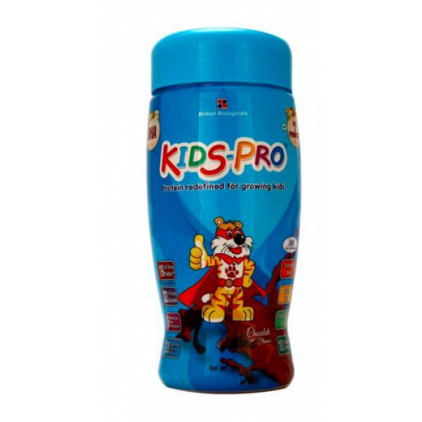Kids-Pro Chocolate Powder, 500gm