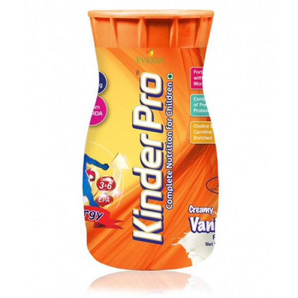 Kinderpro Vanilla Flavor, 500gm