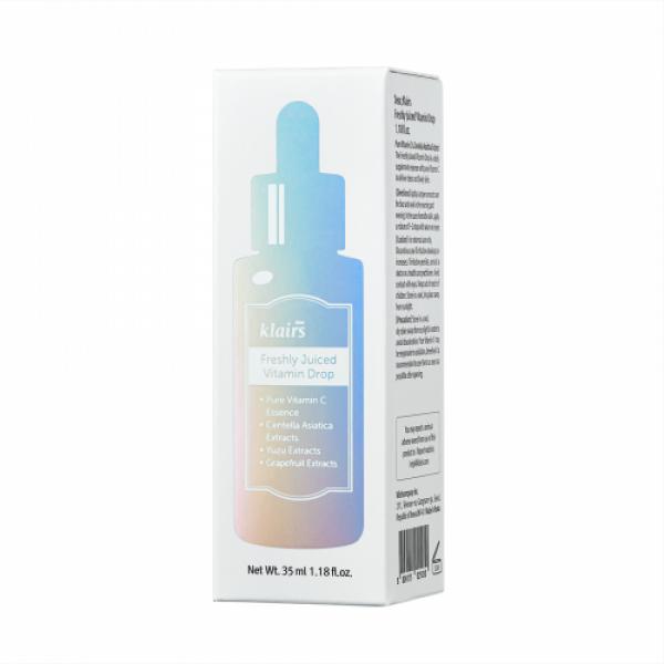 Klairs Freshly Juiced Vitamin Drop, 35ml