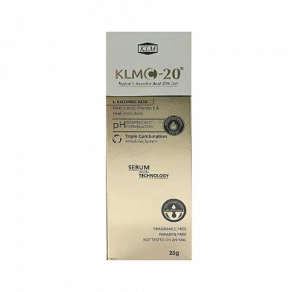 KLM C 20 Serum In Gel Technology, 20gm
