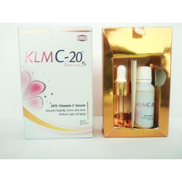 KLM C 20 Serum, 10ml