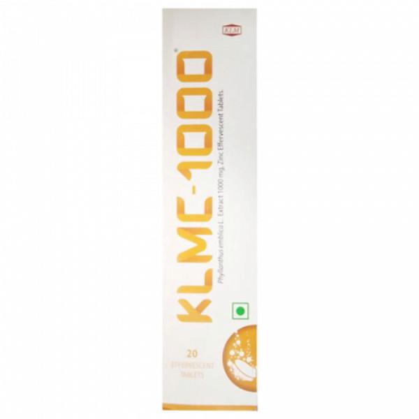 Klmc 1000mg, 20 Tablets