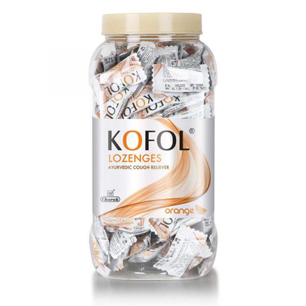 Kofol Orange, 200 Lozenges