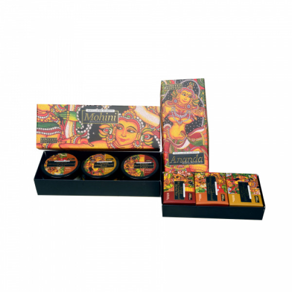 Bipha Ayurveda Kovilakom Ananda Mini Gift Pack