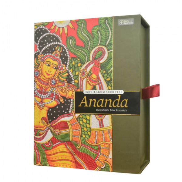 Bipha Ayurveda Kovilakom Secrets - Ananda Herbal Skin Bliss Essentials