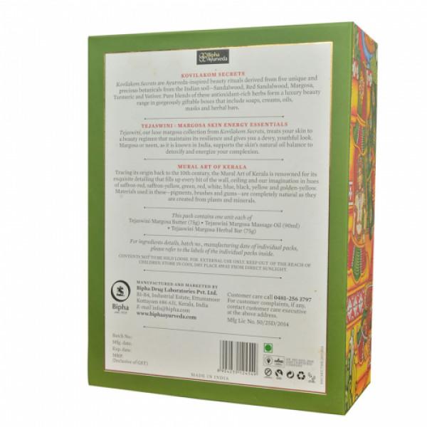 Bipha Ayurveda Kovilakom Secrets - Tejaswini Margosa Skin Energy Essentials