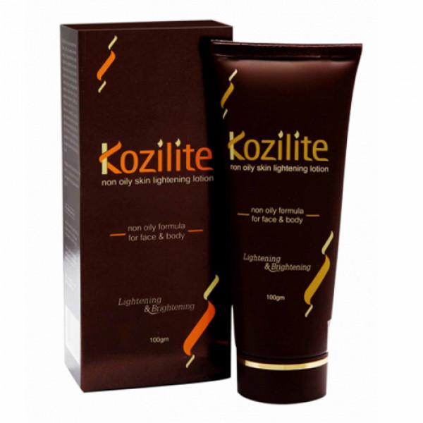 Kozilite Non Oily Skin Lotion, 100gm