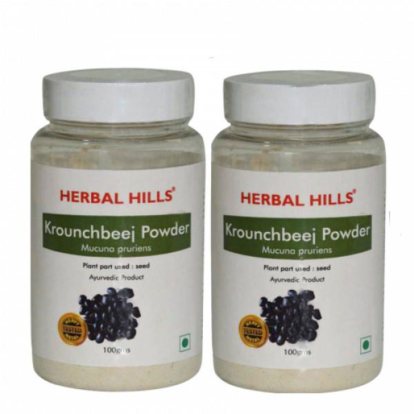 Herbal Hills Krounchbeej Powder, 100gm (Pack Of 2)