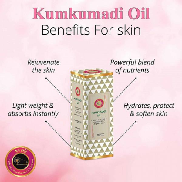 Zenvista Kumkumadi Oil, 30ml
