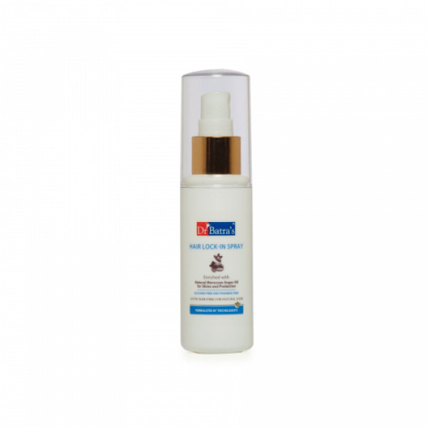 Dr Batra's Hair Lock-In Spray, 50ml