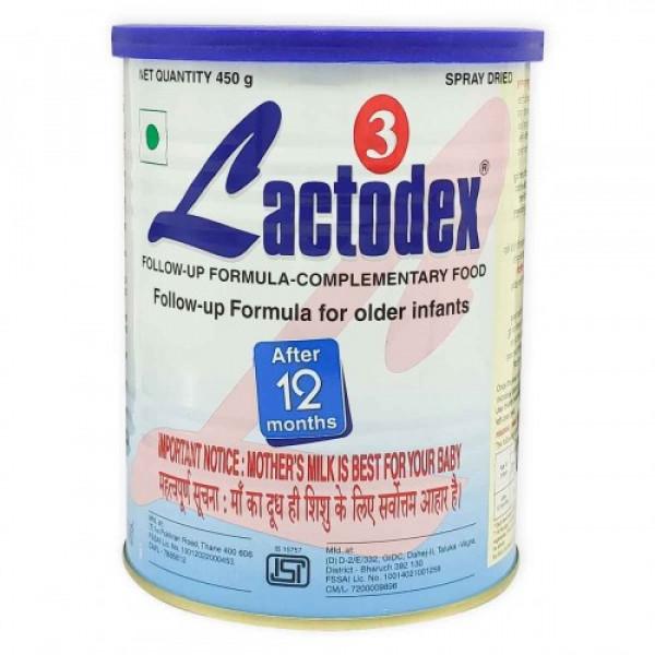 Lactodex 3 Powder, 450gm