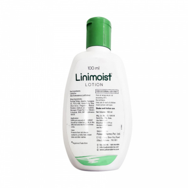 Linimoist Lotion, 100ml
